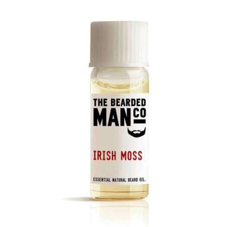 Bearded Man Irish Moss, olejek do brody Irlandzki Mech, 2ml