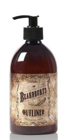Beardburys Outliner Precision, lotion do precyzyjnego golenia, 500ml