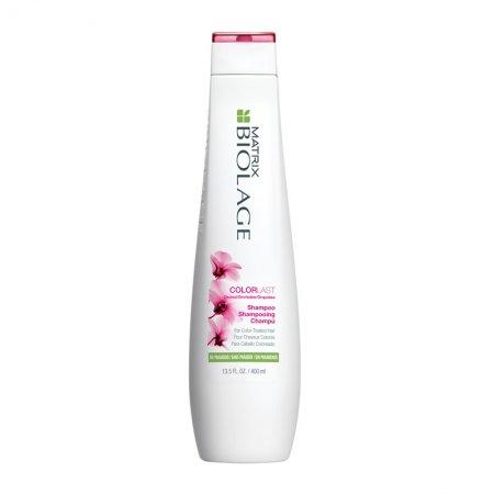 Biolage ColorLast, szampon do włosów farbowanych, 400ml