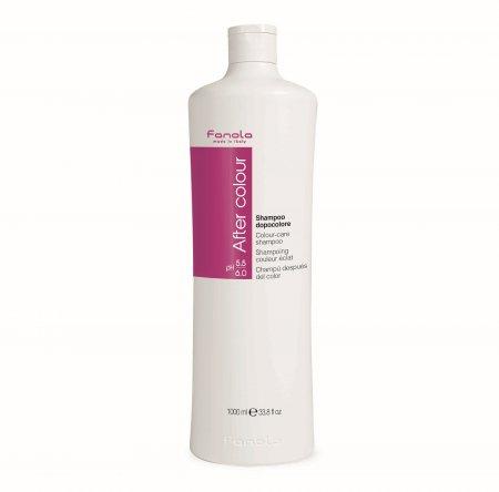Fanola After Color, szampon do włosów farbowanych, 1000ml