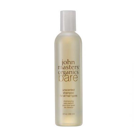 John Masters Organics Bare, bezzapachowy szampon, 236ml