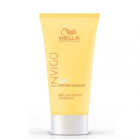 Wella Invigo Sun, ekspresowa odżywka po ekspozycji na słońce, 30ml