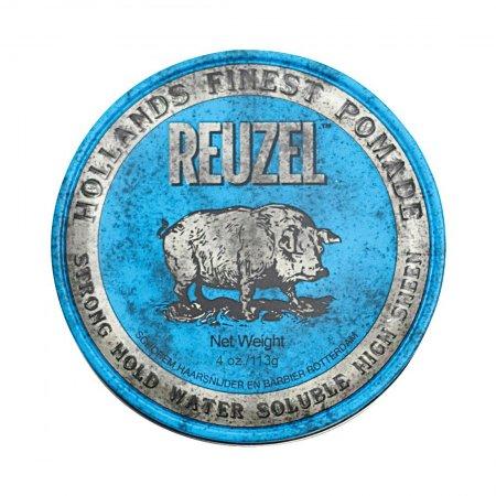Reuzel Water Soluble, wodna pomada do włosów, mocna, 113g