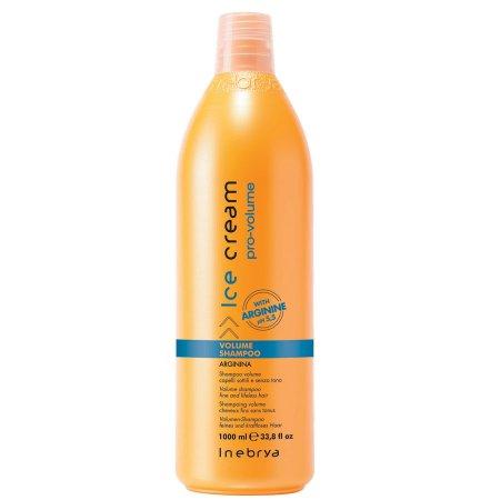 Inebrya Pro Volume, szampon nadający objętości, z arganiną, 1000ml
