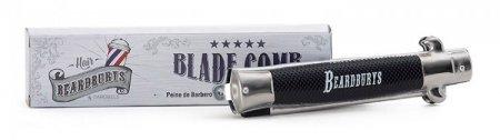 Beardburys Blade Comb, męski grzebień do stylizacji włosów