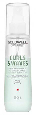 Goldwell Dualsenses Curls & Waves, nawilżające serum w sprayu, 150ml