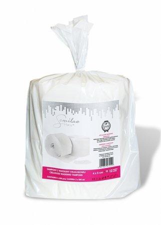 Semilac, Waciki bezpyłowe 12-warstwowe Semilac Quality, 2x500szt