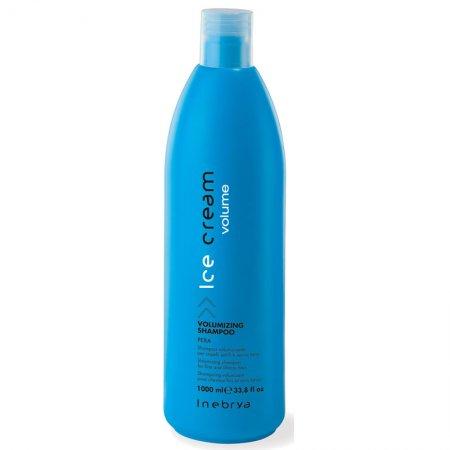 Inebrya Volume, szampon zwiększający objętość włosów, gruszkowy aromat, 1000ml