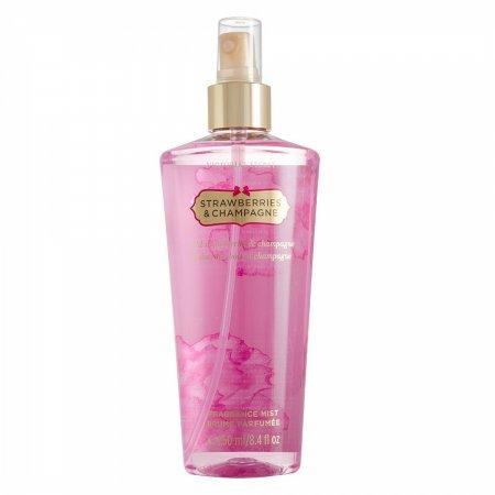 Victoria's Secret Strawberries & Champagne, mgiełka do ciała, 250ml