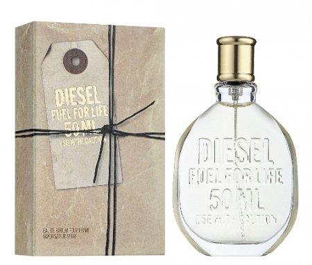 Diesel Fuel For Life Femme, woda perfumowana, 75ml (W)