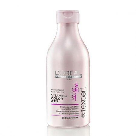 Loreal Vitamino Color, szampon do włosów farbowanych, 250ml