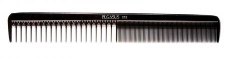 Grzebień barberski Pegasus 212 z twardego kauczuku