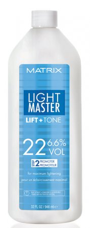 Matrix Light Master, oxydant, 6,6% 22 vol, 946ml