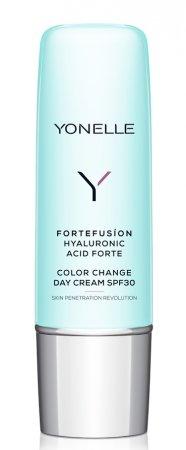 Yonelle Fortefusion, krem koloryzujący SPF30 z kwasem hialuronowym forte, 50ml