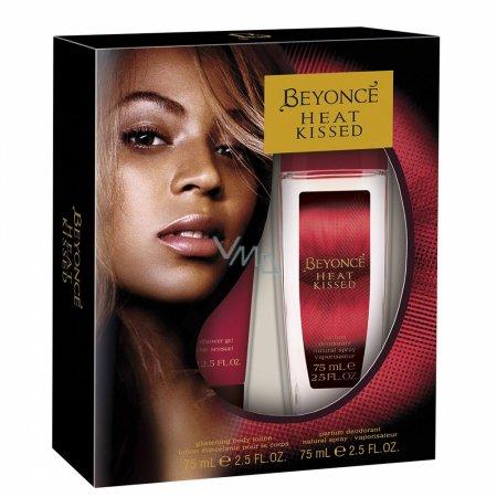 Beyonce Heat Kissed, zestaw 75ml dezodorant + 75ml balsam (W)