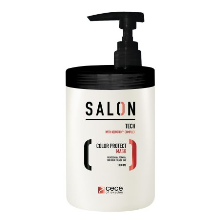 CeCe Salon Color Protect, maska do włosów farbowanych, 1000ml
