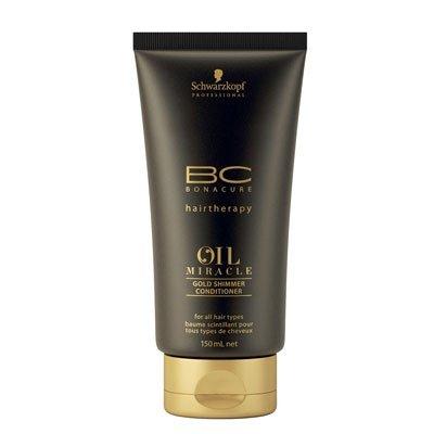 Schwarzkopf BC Oil Miracle, olśniewająca odżywka do wszystkich rodzajów włosów, 150ml