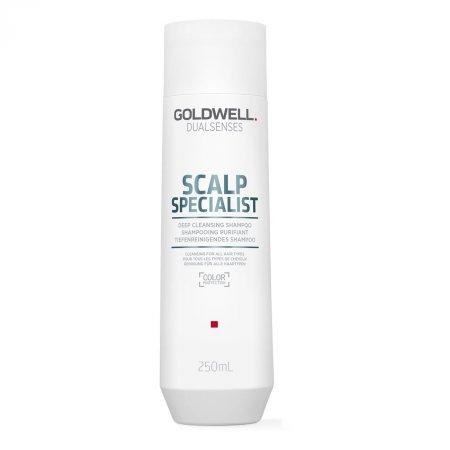 Goldwell Dualsenses Scalp Specialist, szampon głęboko oczyszczający, 250ml