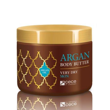 CeCe Argan, masło do ciała z olejkiem arganowym, 250ml