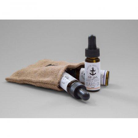 Brighton Beard, zestaw olejków do brody, 3x10ml