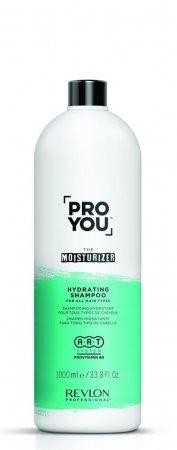 Revlon Pro You Moisturizer, szampon nawilżający, 1000ml