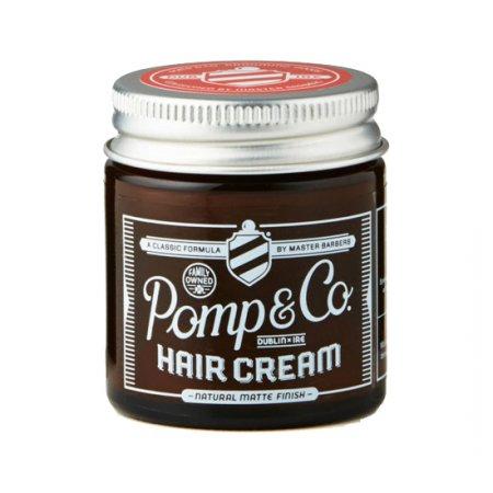 Pomp&Co. Hair Cream, matowa pasta do włosów, 28g