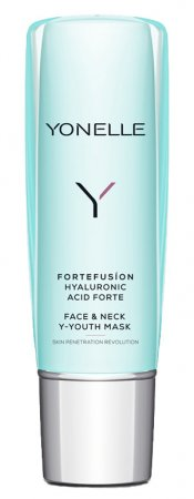 Yonelle Fortefusion, maska młodości z kwasem hialuronowym, 75ml