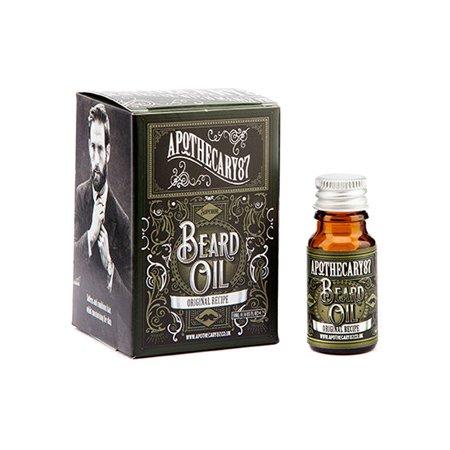 Apothecary87, Beard Oil, Original recipe, olejek do brody, 10ml
