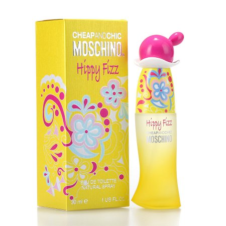Moschino Hippy Fizz, woda toaletowa, 100ml (W)