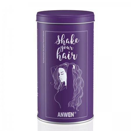 Anwen Shake Your Hair, suplement diety dla zdrowych włosów, 360g