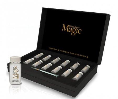 Tahe Magic Efecto Botox, regenerująca kuracja do włosów, 12x10ml