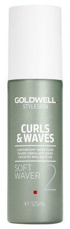 Goldwell Curls & Waves, lekki fluid do fal, 125ml
