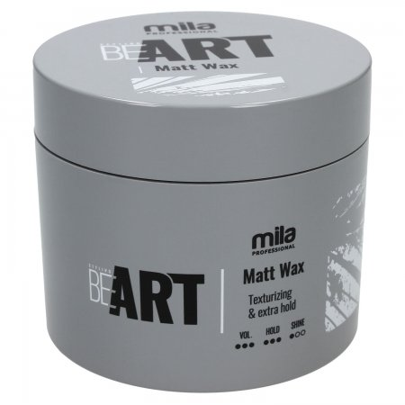 Mila Professional Be Art Matt Wax, wosk matujący, 100ml