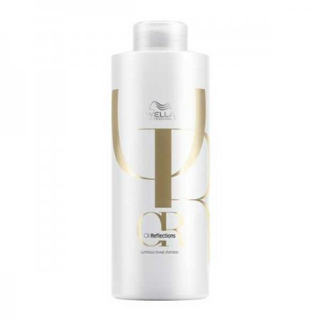 Wella Oil Reflections, szampon przywracający włosom blask, 1000ml