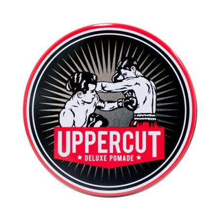Wodna pomada do włosów Uppercut Deluxe, 100g - wgnieciona pokrywka