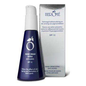Herome Anti Aging Cream, krem do rąk przeciw starzeniu skóry, 120ml