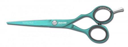 "Jaguar Pastell Plus Offset, White Line, nożyczki Mint 5.5"", ref. 4752-4"