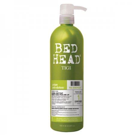 Tigi Bed Head Urban Anti+Dotes Re-energize, odżywka do włosów normalnych, 750ml