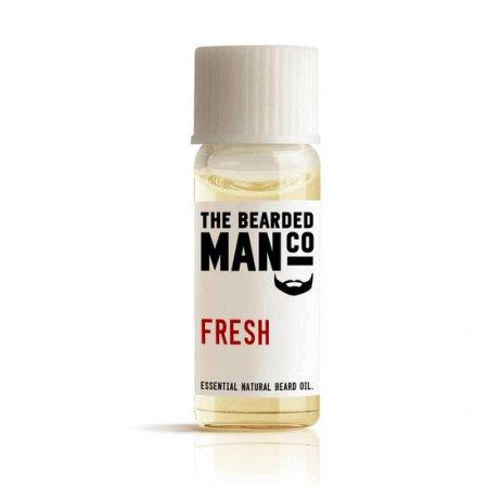 Bearded Man Fresh, olejek do brody Świeżość, 2ml