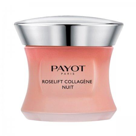 Payot Roselift Collagene Nuit, krem modelująco-ujędrniający na noc, 50ml