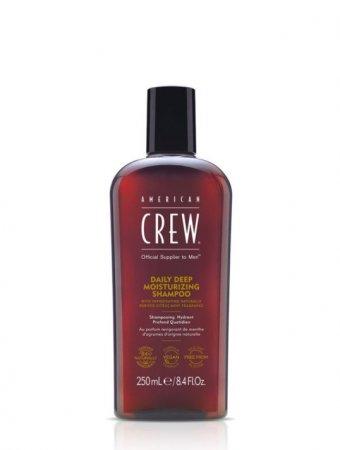 American Crew Deep Moisture, szampon głęboko nawilżający, 250ml