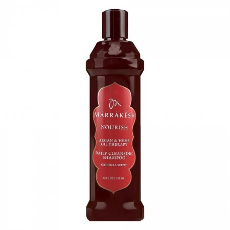 Marrakesh Nourish, szampon codzienny, 355ml