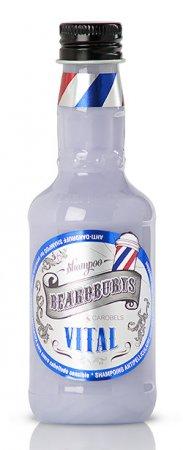 Beardburys Vital, szampon przeciwłupieżowy, 100ml