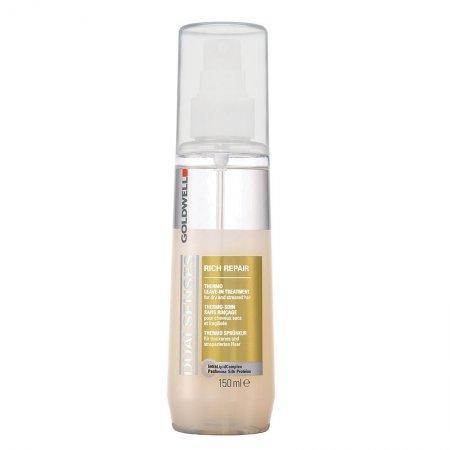 Goldwell Rich Repair, termoaktywny fluid do włosów suchych i zniszczonych, 150ml