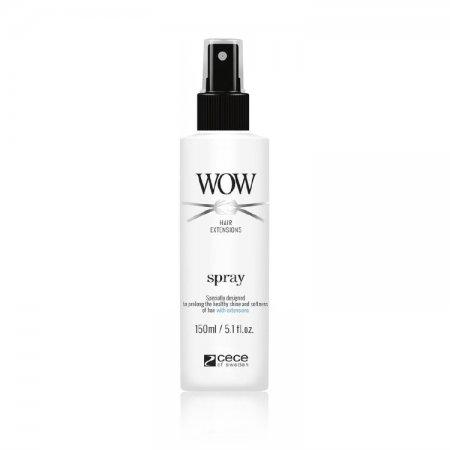 CeCe WOW Hair Extensions, spray do włosów przedłużanych, 150ml