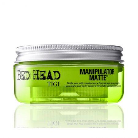 Tigi Bed Head Manipulator Matte, matowy wosk do stylizacji włosów, 57,5 g