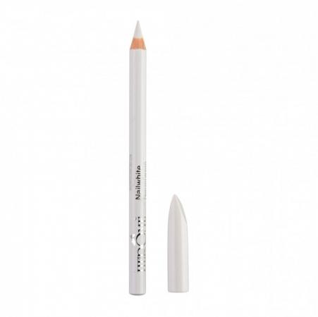 Herome White Nail Pencil, kredka do paznokci, efekt french manicure