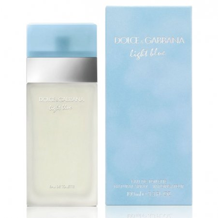 Dolce & Gabbana Light Blue, woda toaletowa, 50ml (W)