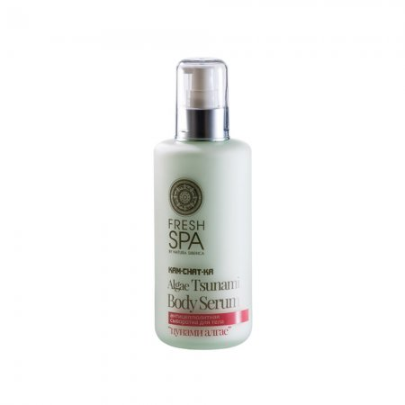 Natura Siberica Fresh SPA, antycellulitowe serum do ciała, 200ml