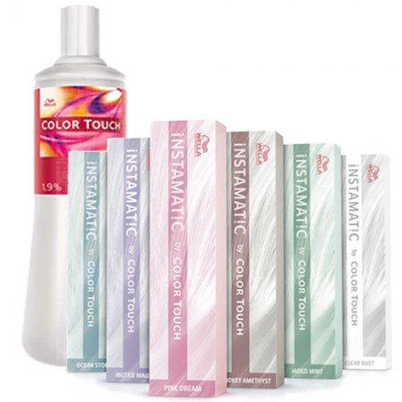 Wella Color Touch Instamatic, gotowy zestaw do koloryzacji